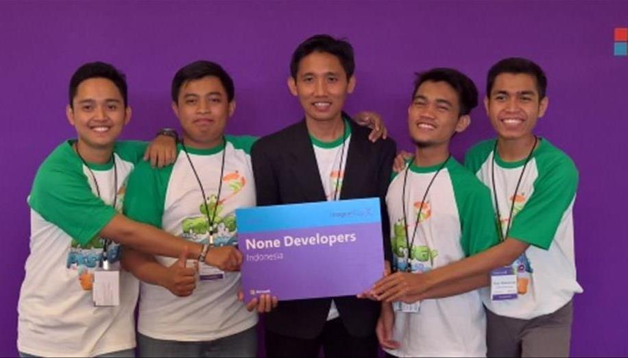 None Developers's team photo