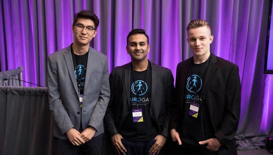 NeuroGate's team photo