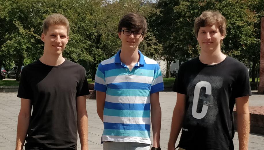 NASC's team photo